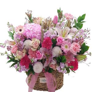 결혼기념일 꽃바구니