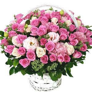 생신축하 꽃바구니배달