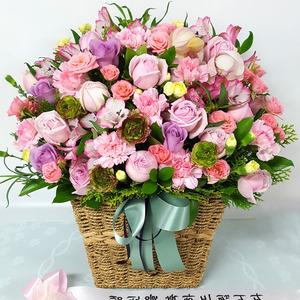 항상감사 꽃바구니배달