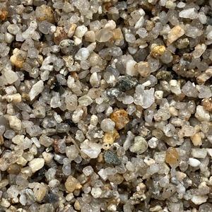 왕사 모래 수족관바닥재 4~7mm 3kg