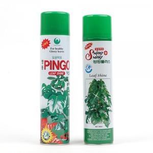 식물잎 광택제